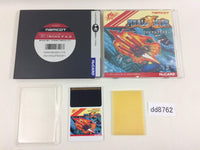 dd8762 Final Blaster BOXED PC Engine Japan