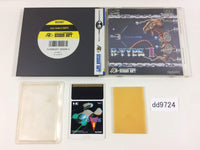dd9724 R-Type I BOXED PC Engine Japan