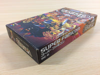 ua3782 Elfaria A Fantastic Theater BOXED SNES Super Famicom Japan