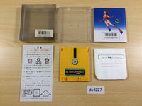 de4227 Titanic Mystery Famicom Disk BOXED Japan