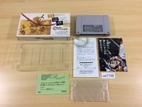 ua7735 Chrono Trigger BOXED SNES Super Famicom Japan