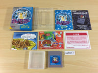ua6617 Pokemon Blue BOXED GameBoy Game Boy Japan