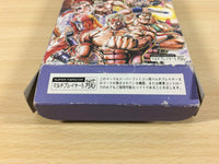 ua4387 Muscle Bomber Saturday Night Slam Masters BOXED SNES Super Famicom Japan