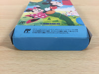 xa5322 Mickey Mouse 3 Yume Fuusen BOXED NES Famicom Japan