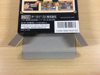 ua3081 Fighter's History 2 Mizoguchi Kiki Ippatsu BOXED SNES Super Famicom Japan