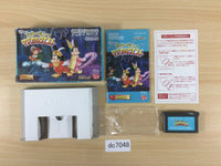 dc7048 Magical Quest Mickey and Minnie Mouse BOXED GameBoy Advance Japan