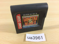 ua3961 Gunstar Heroes Sega Game Gear Japan