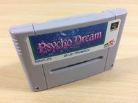 ua3085 Psycho Dream BOXED SNES Super Famicom Japan