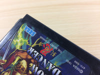 de3966 Shadow Dancer The Secret of Shinobi Mega Drive Genesis Japan