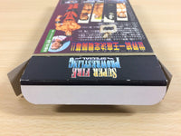 ua3237 Super Fire Pro Wrestling Special BOXED SNES Super Famicom Japan
