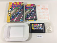 dd7345 Virtua Racing Deluxe SUPER 32X BOXED Mega Drive Genesis Japan