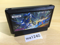 wa1240 Raf World NES Famicom Japan