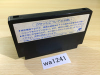 wa1241 Raf World NES Famicom Japan