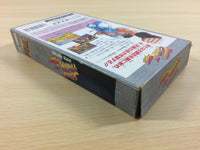 ua3099 Street Fighter II 2 Turbo BOXED SNES Super Famicom Japan