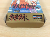 ua3689 Sengoku Denshou BOXED SNES Super Famicom Japan