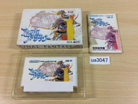 ua3047 Final Fantasy 1 BOXED NES Famicom Japan
