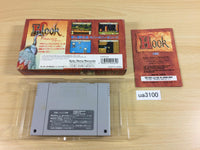ua3100 Hook BOXED SNES Super Famicom Japan
