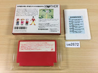 ua2672 Earth Bound Mother BOXED NES Famicom Japan