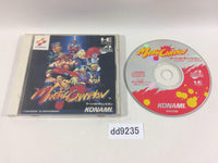 dd9235 Martial Champion SUPER CD ROM 2 PC Engine Japan