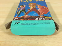 ua6643 Adventures of Tom Sawyer BOXED NES Famicom Japan