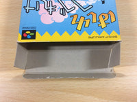 ua3103 Hashire Hebereke BOXED SNES Super Famicom Japan