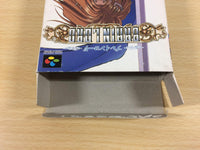 ua4312 Brain Lord BOXED SNES Super Famicom Japan
