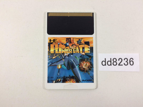 dd8236 Power Gate PC Engine Japan