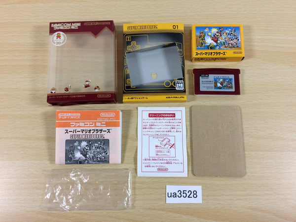 ua3528 Super Mario Bros. BOXED GameBoy Advance Japan
