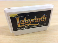 ua4023 Labyrinth BOXED NES Famicom Japan