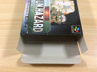 wa1528 Front Mission Series Gun Hazard BOXED SNES Super Famicom Japan
