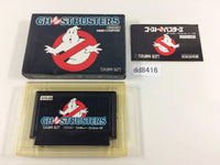 dd8416 Ghost Busters BOXED NES Famicom Japan