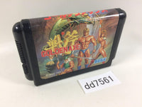 dd7561 Golden Axe Mega Drive Genesis Japan