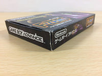 ua3538 F-Zero BOXED GameBoy Advance Japan