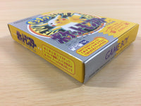 ua4183 Pokemon Pikachu Yellow BOXED GameBoy Game Boy Japan