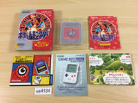 ua4184 Pokemon Red BOXED GameBoy Game Boy Japan
