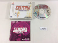 dd9290 Snatcher SUPER CD ROM 2 PC Engine Japan