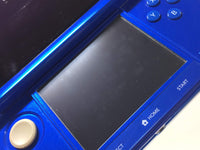 ka6726 Plz Read Item Condi Nintendo 3DS Cobalt Blue Console Japan