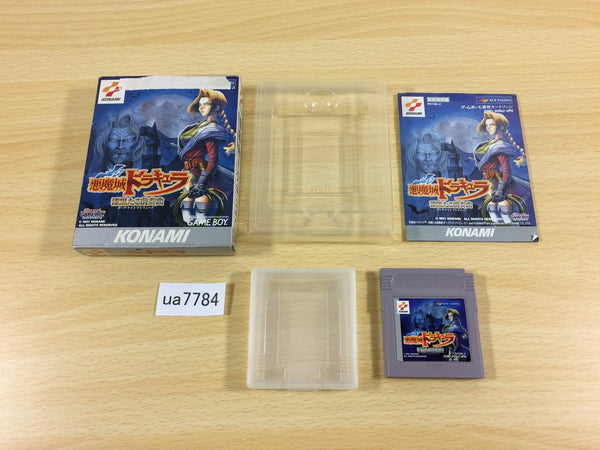 ua7784 Castlevania Legends Dark Night Prelude BOXED GameBoy Game Boy Japan
