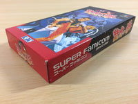 ua3270 Art Of Fighting BOXED SNES Super Famicom Japan