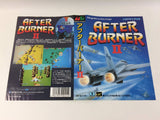 dd8307 After Burner II BOXED Mega Drive Genesis Japan