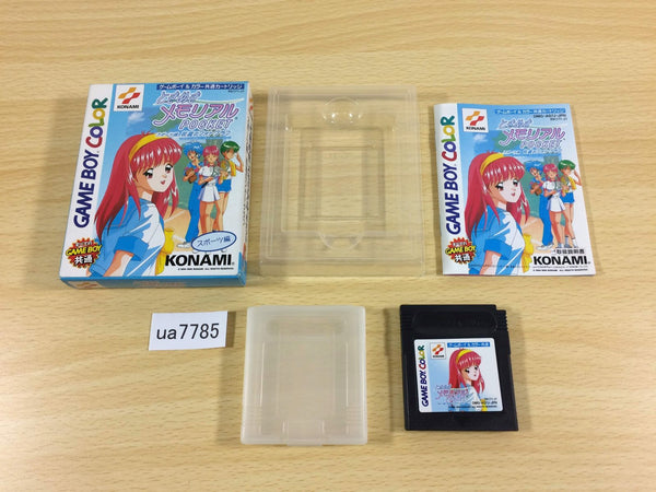 ua7785 Tokimeki Memorial Tokimemo Pocket Sports Ver. BOXED Game Boy Japan
