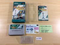 wa1356 The Legend Of Zelda A Link to the Past BOXED SNES Super Famicom Japan
