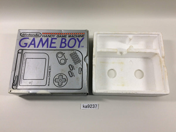 ka9237 GameBoy Original Console Box Only Console Japan
