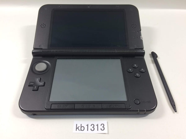 kb1313 Not Working Nintendo 3DS LL XL 3DS Blue Black Console Japan