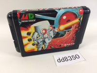 dd8350 Atomic Robo-Kid Mega Drive Genesis Japan