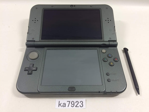 ka7923 Not Working Nintendo 3DS LL XL 3DS Black Console Japan