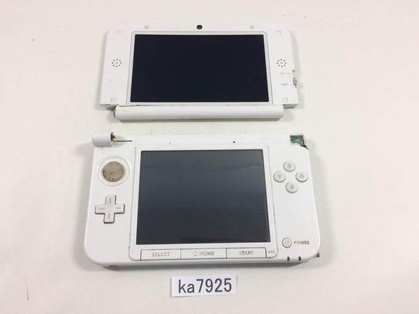 ka7925 Not Working Nintendo 3DS LL XL 3DS Mint White Console Japan