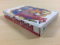 ua3159 A Week of Garfield BOXED NES Famicom Japan