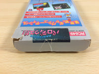 ua3162 Parodius Da! BOXED NES Famicom Japan