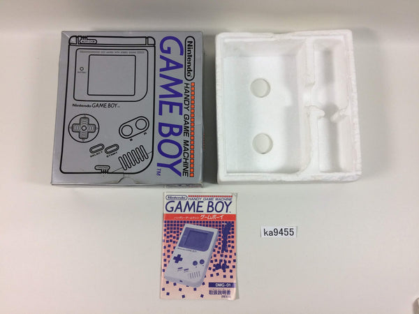 ka9455 GameBoy Original Console Box Only Console Japan